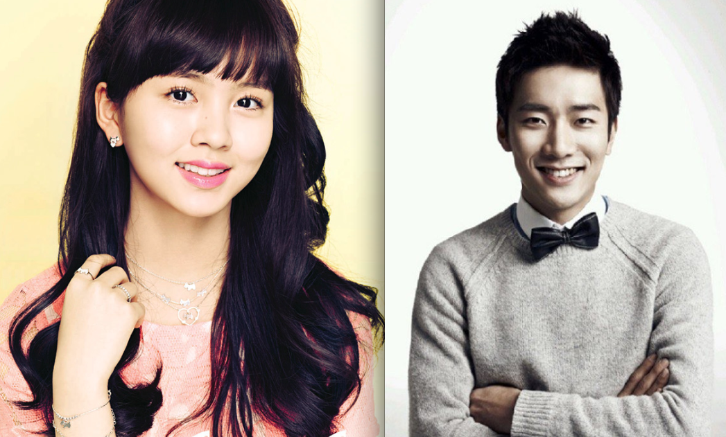 Kim So Hyun, Seo Kang Jun
