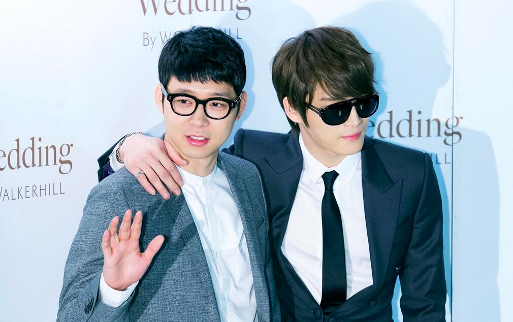 Park Yoochun, Kim Jaejoong