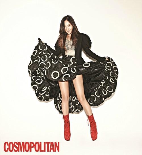Yuri for Cosmopolitan 3
