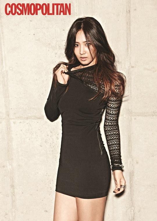 Yuri for Cosmopolitan