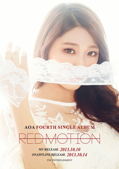 aoa red motion seolhyun