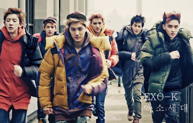 "It's the Era of EXO for ""High Cut"" Magazine"