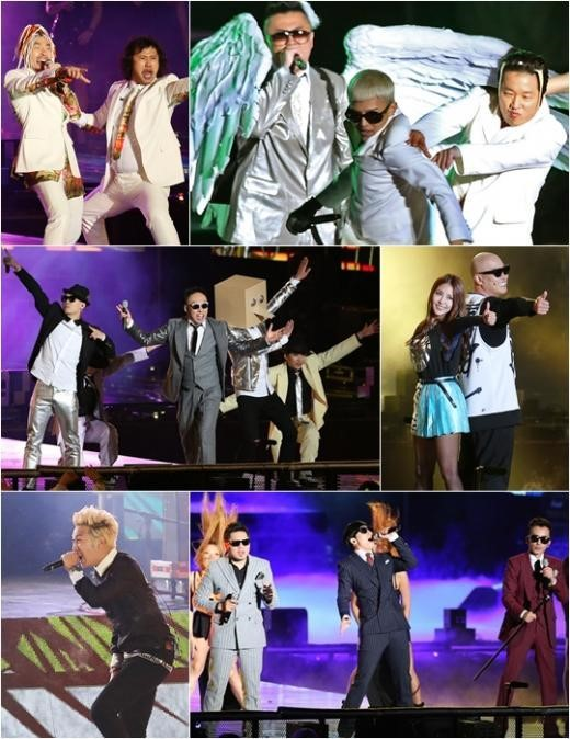 infinity challenge music festival