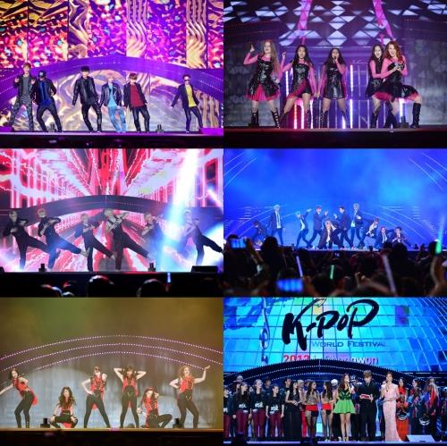 kpop world festival