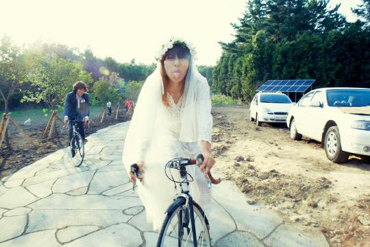 lee hyori bike