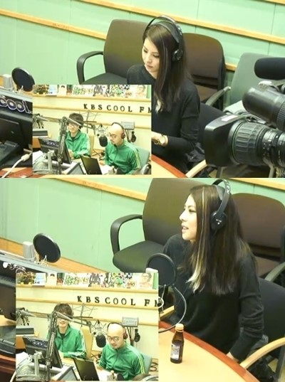 park ji yoon radio