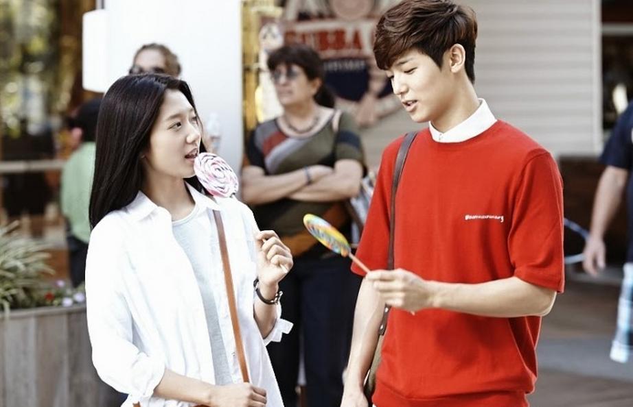 park shin hye kang min hyuk the heirs 2