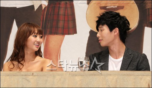 Seo Joon and Hyorin