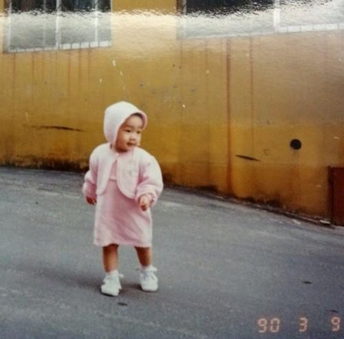 taeyeon baby