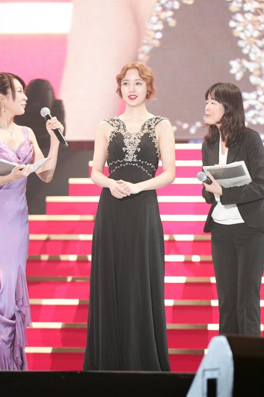yoon eun hye japan award