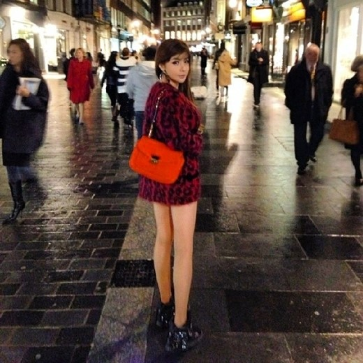 Park Bom in London