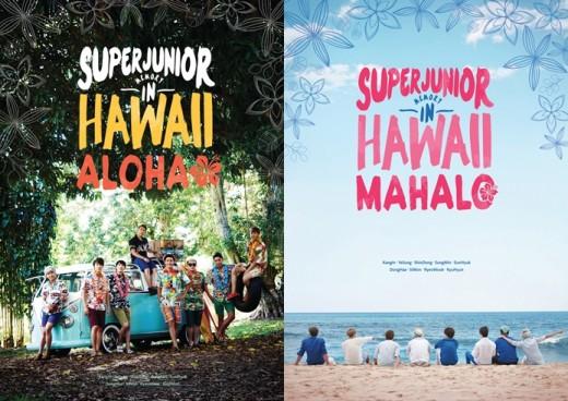 """""""Super Junior Memory in Hawaii"""""""