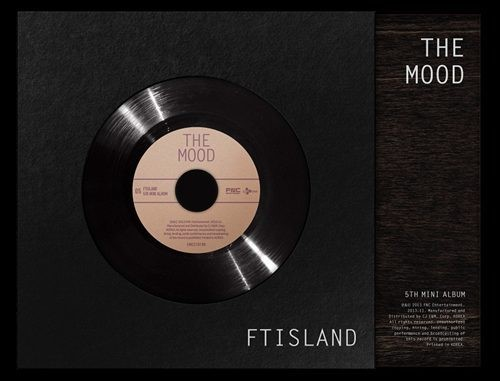 FT Island The Mood Album Jacket 2