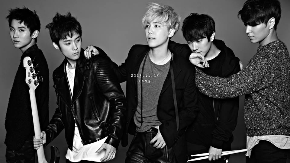 FT Island The Mood Album Jacket