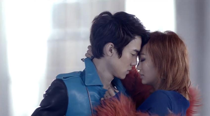Hyorin One Way Love MV screencap