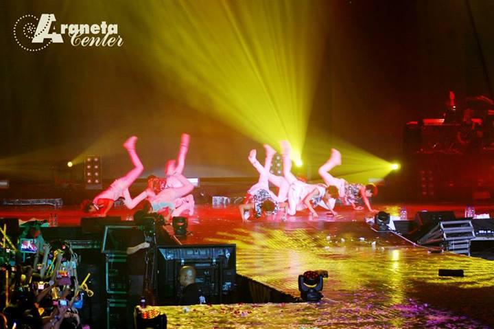 INFINITE One Great Step Manila - Scorpion Dance