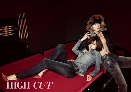 Kim JawWon & Jo YoonHee 2