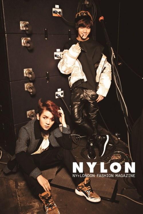 Nylon December 2013_teen top 100 2