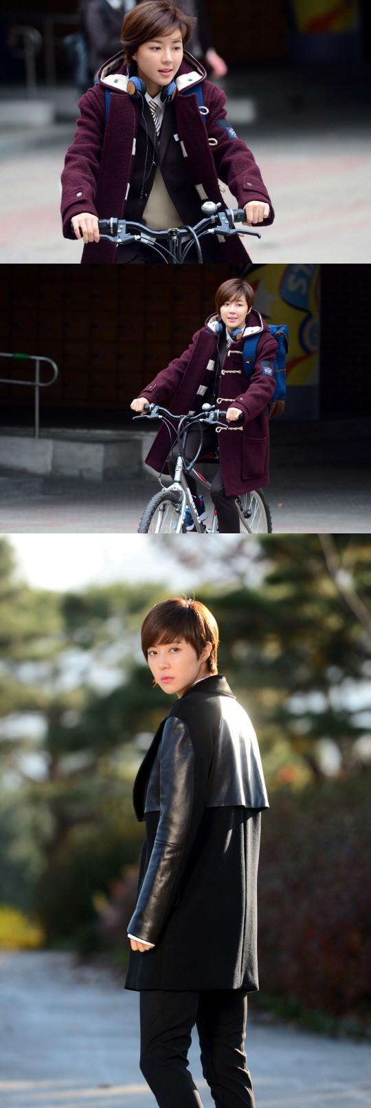 Park Han Byul new drama stills 1119