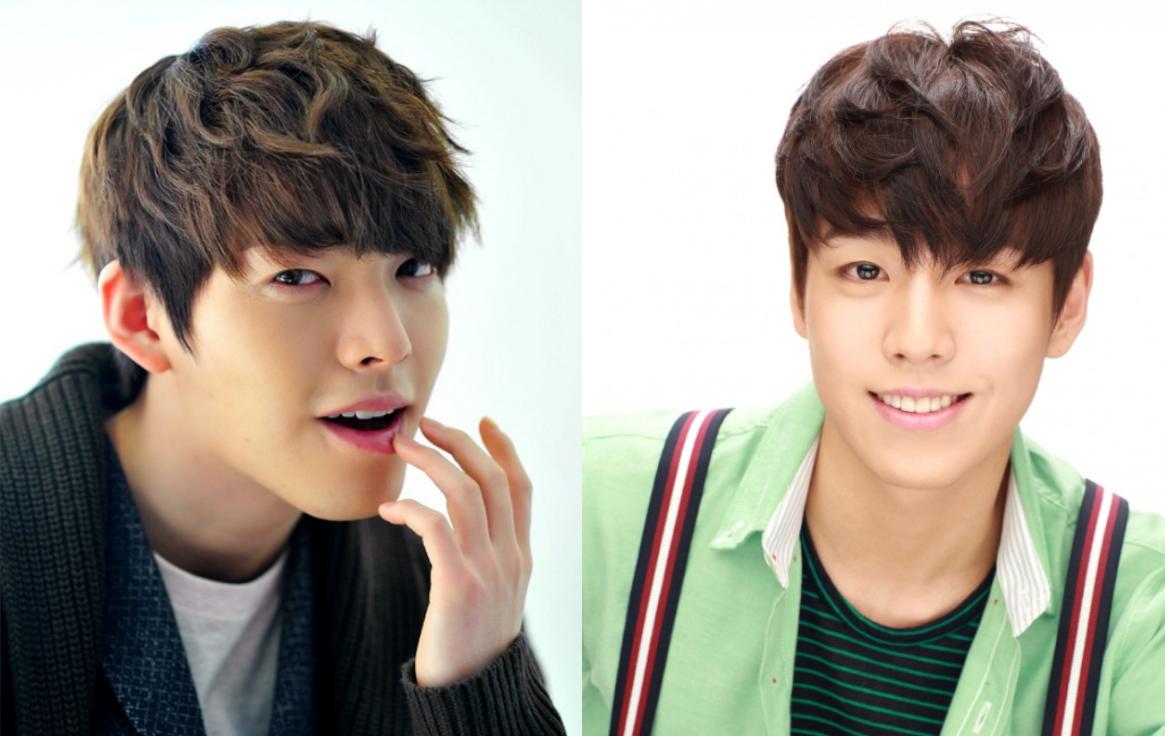 Ki Woo Bin, Lee Hyun Woo