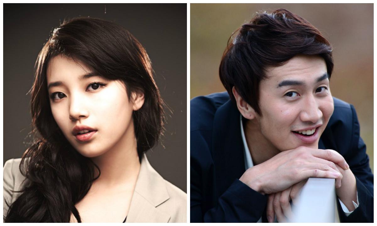 Suzy and Kwang Soo