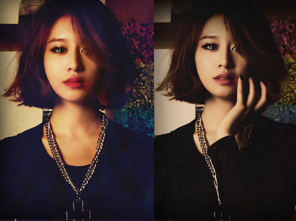 """T-ara's Jiyeon Teases for """"2013 What Should I Do"""""""