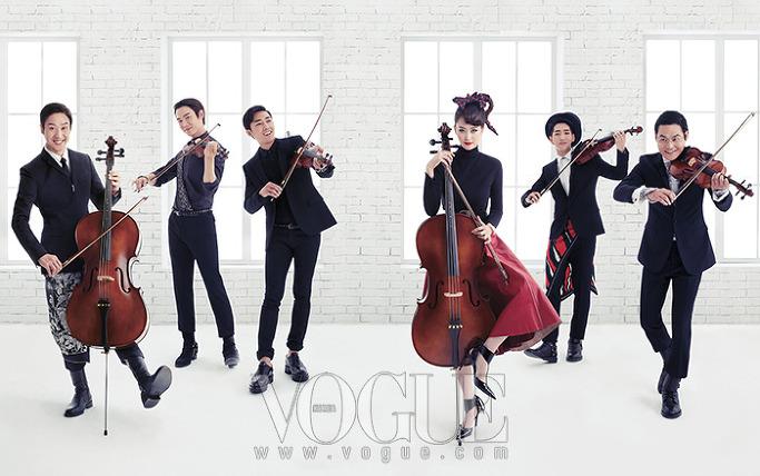 Vogue Korea_Reply 1994 Cast_1