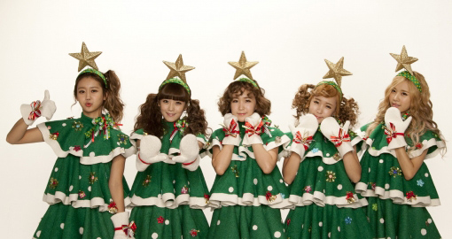 Crayon Pop Is Ready to Celebrate Christmas with a New Track