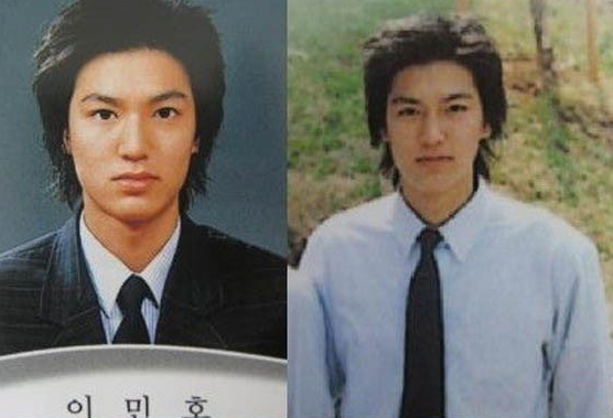 lee min ho high school