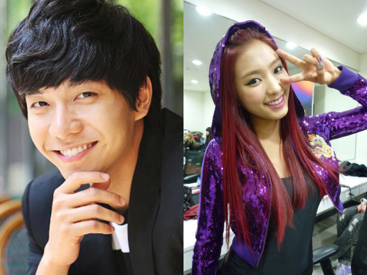Lee Seung Gi And SISTAR's Bora Perform Sexy Couple Dance Together