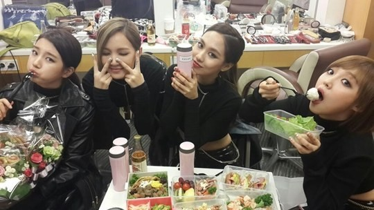 miss a feast backstage