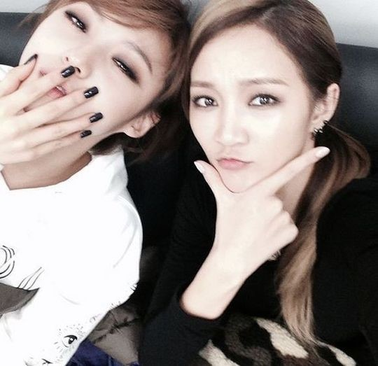 miss a jia and min selca