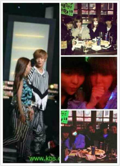 The photo that Lin Xi Ya shared some time back