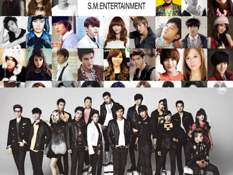 The Top 10 Most Influential Entities of K-Pop