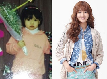 sooyoung baby