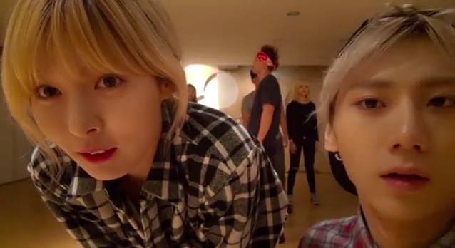 trouble maker dance practice video