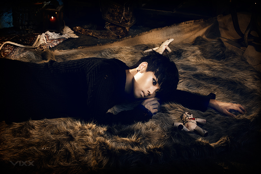 VIXX Releases New Hauntingly Dark Group and Individual ...
