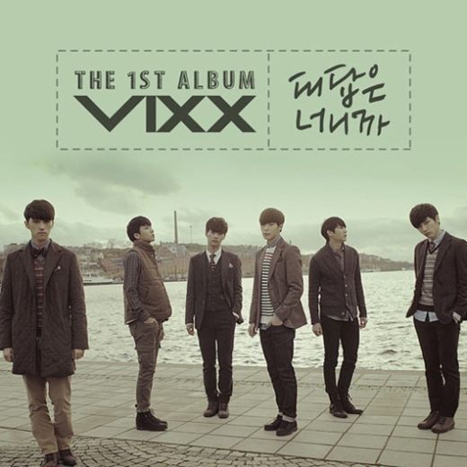 vixx_firstalbum