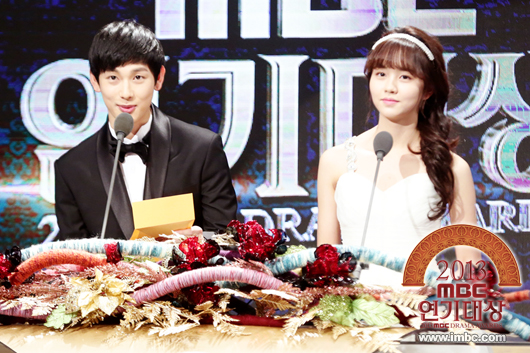 Im Siwan and Kim So Hyun
