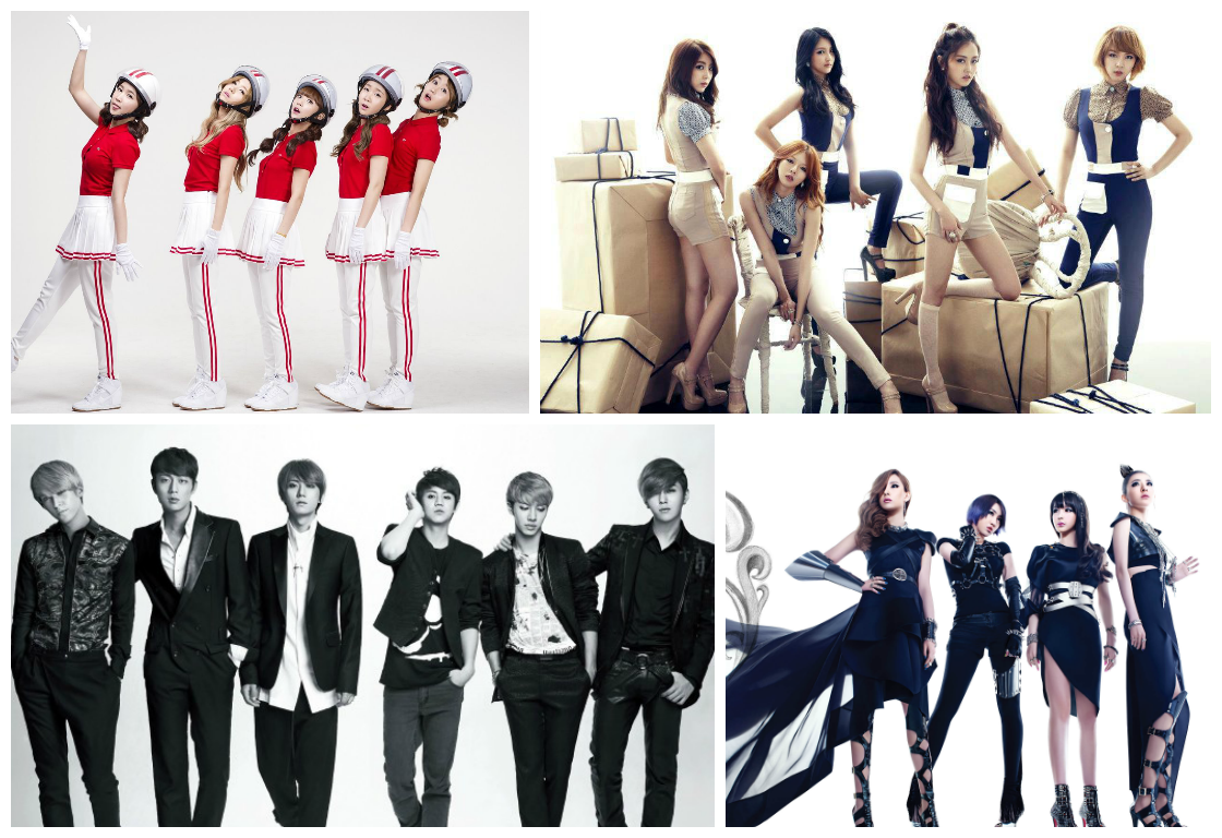 What Are Your Favorite Idols up to on Christmas?