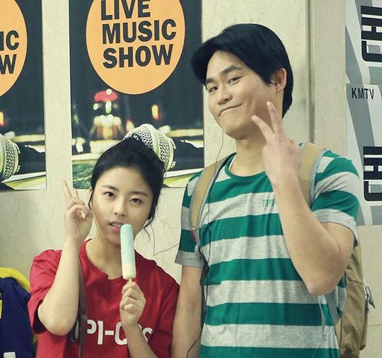 Do Hee and Kim Sung Kyun