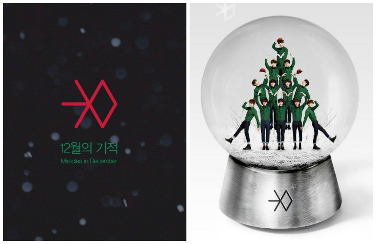 """EXO """"Miracles in December"""""""