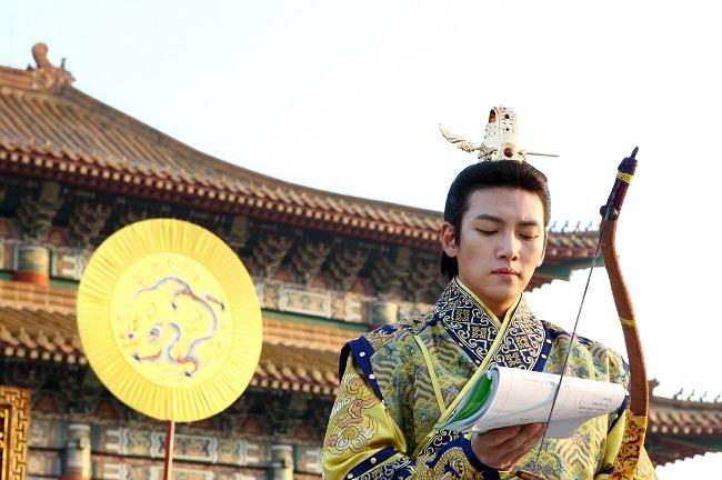 """""""Empress Ki"""" Ji Chang Wook"""