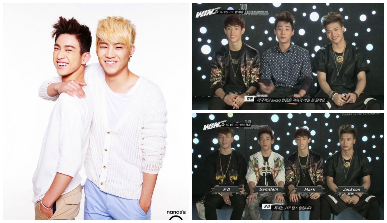 JYP Entertainment's New Boy Group?
