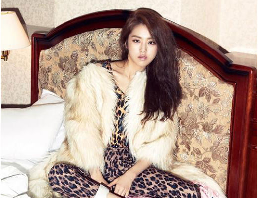 Gayoon pictorial cover
