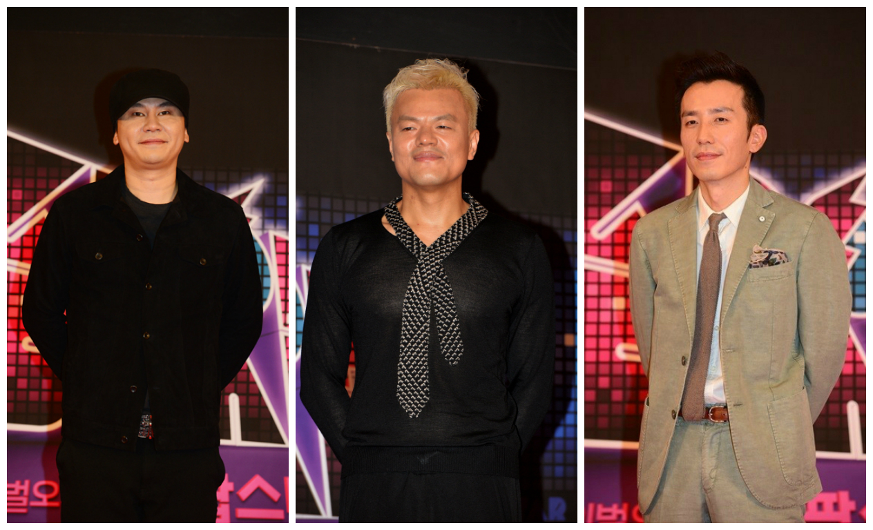 """K-Pop Star 3"" Judges"