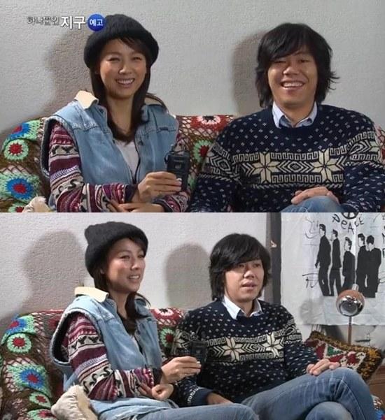 Lee Hyori and Lee Sang Soon