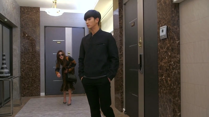 Min Joon Takes Song Yi to Doctor