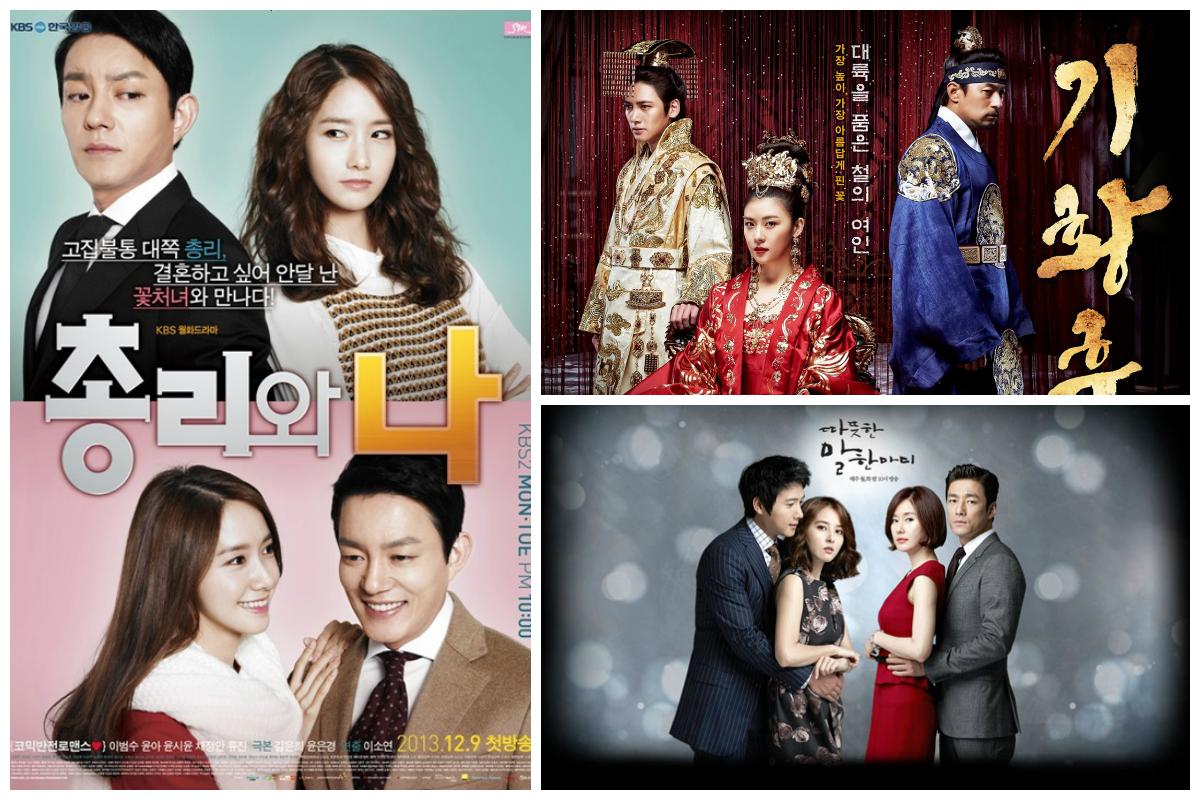 Monday-Tuesday Drama ratings