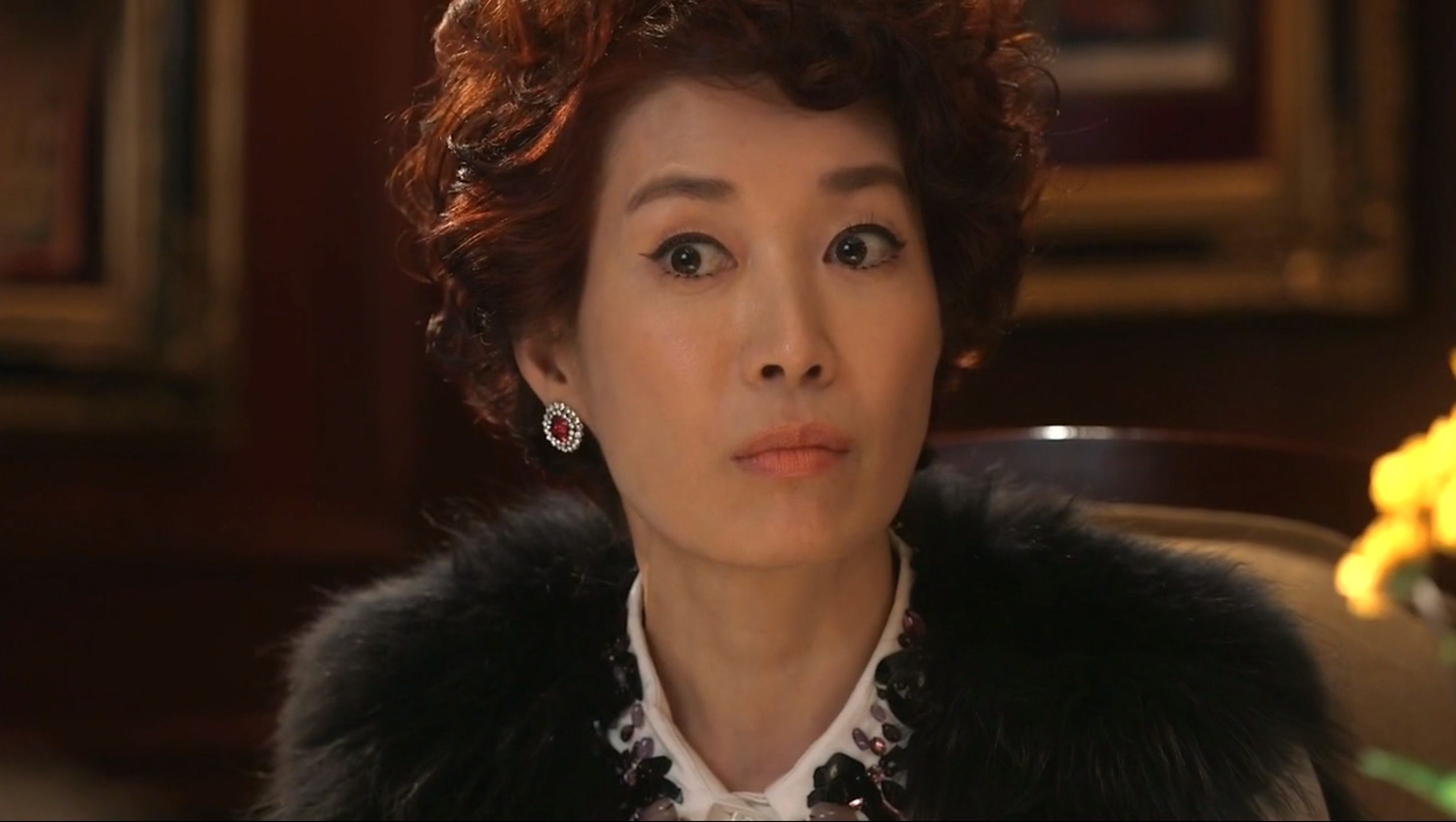 Mother of Song Yi